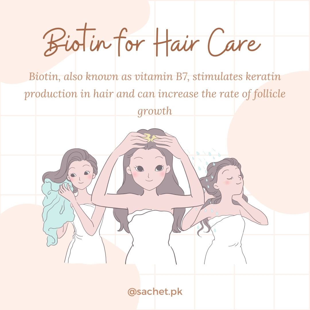 Biotin Supplement For Hair Growth – A Big Question?