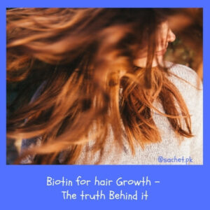 Biotin For Hair Growth - The Truth Behind It No 1 Trending Research