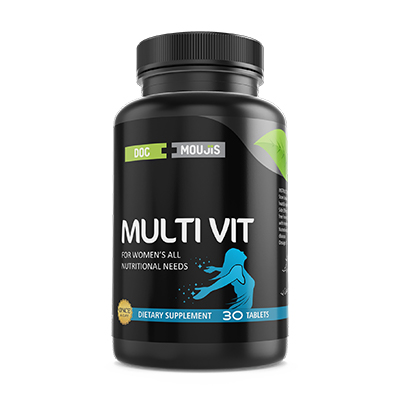 MULTIVIT for Women is a Once a Day No.1 Choice of all Ages